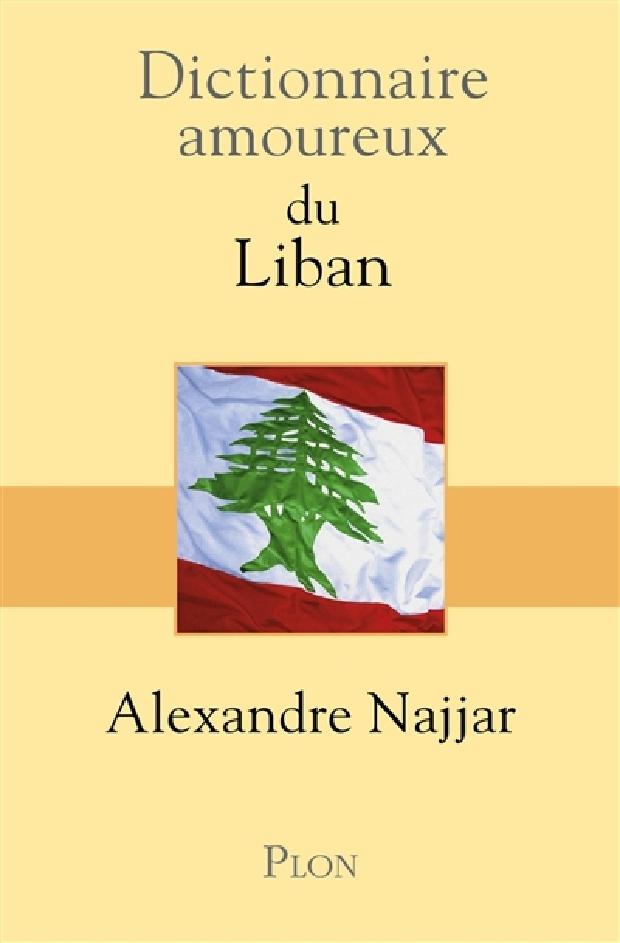 Livre - Dictionnaire amoureux du Liban