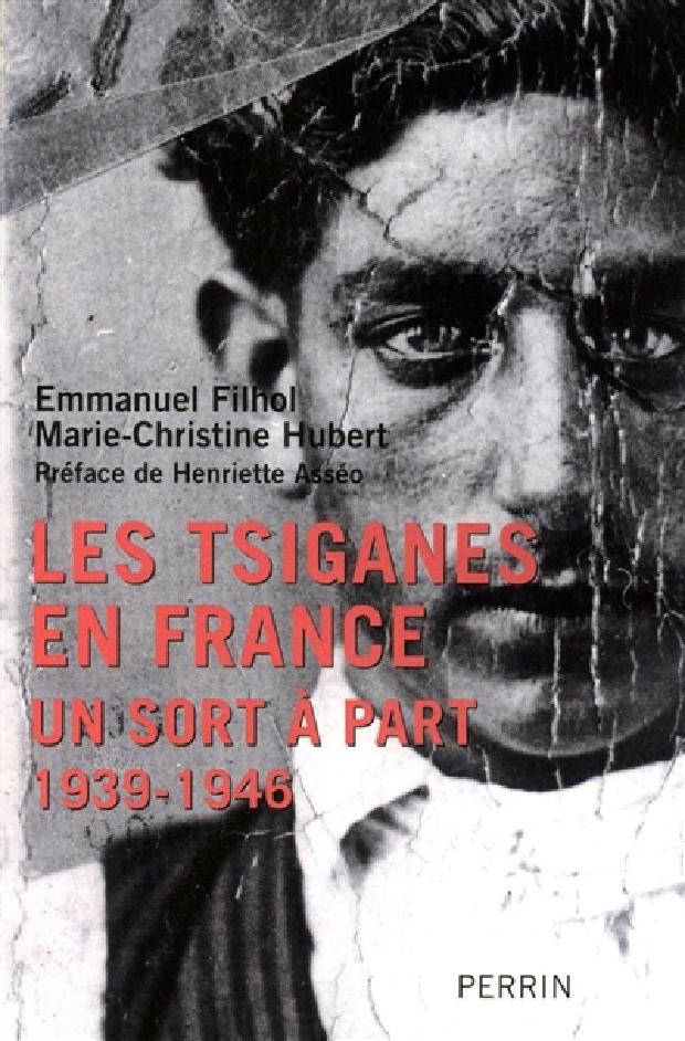 Livre - Les Tsiganes en France