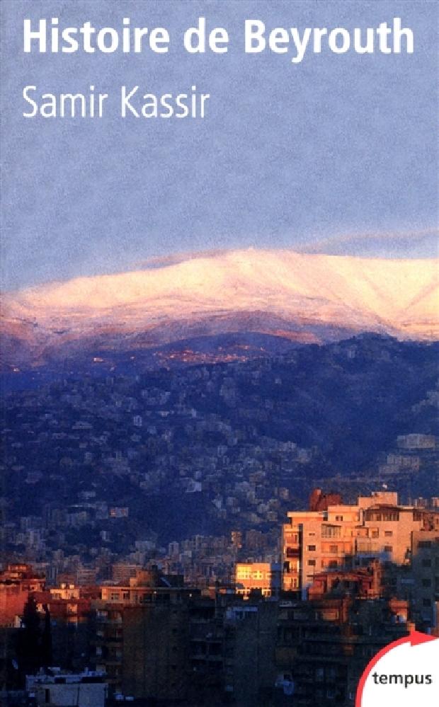 Livre - Histoire de Beyrouth
