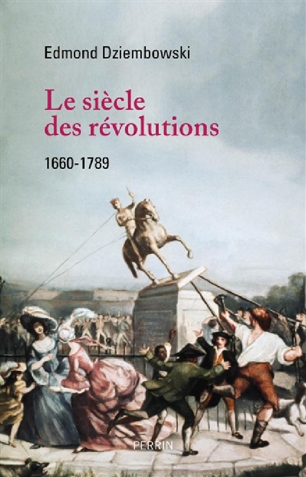 Livre - Le siècle des révolutions