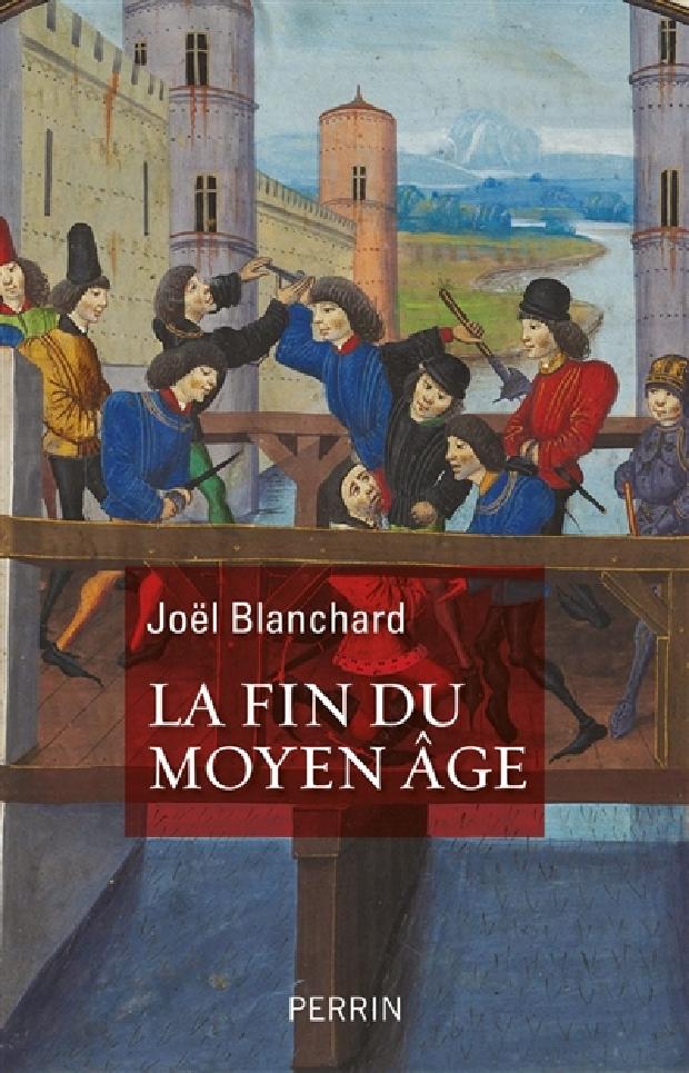 Livre - La fin du Moyen Age