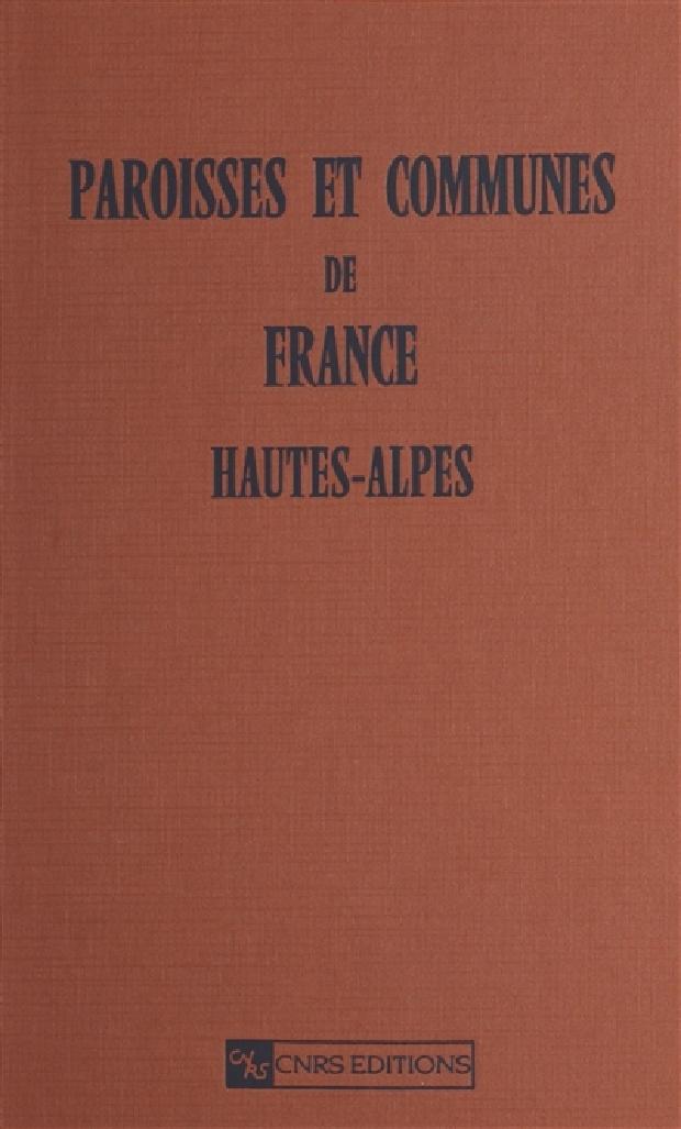 Livre - Hautes-Alpes