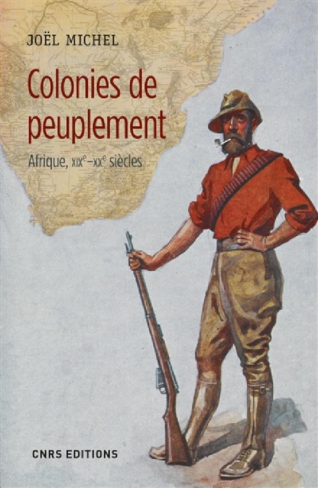 Livre - Colonies de peuplement