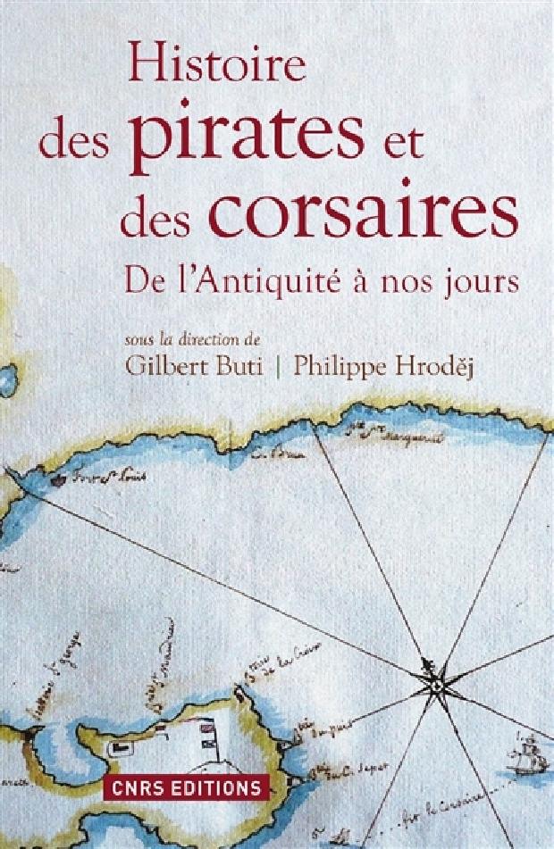 Livre - Histoire des pirates et des corsaires