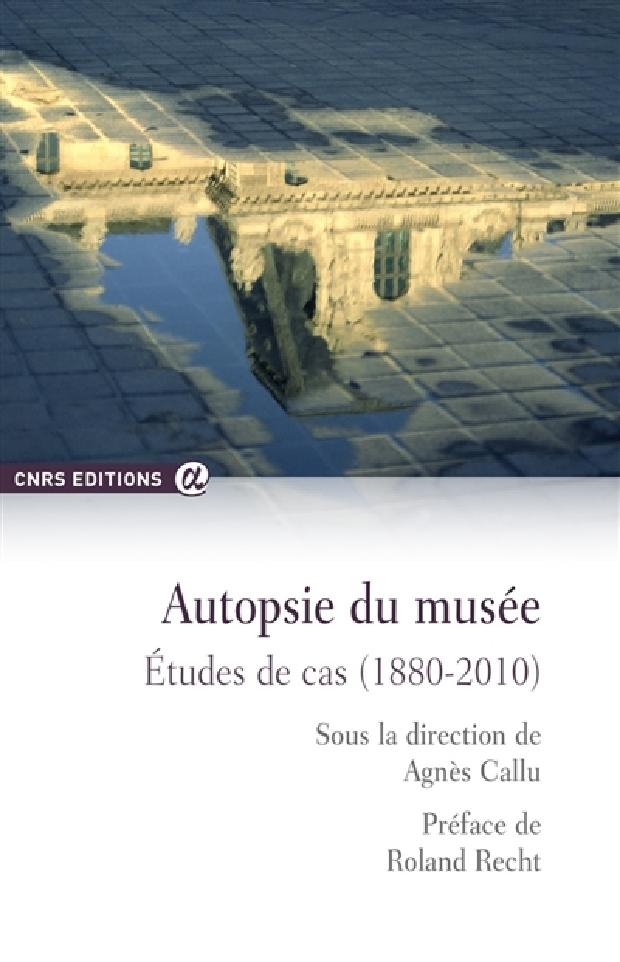 Livre - Autopsie du musée