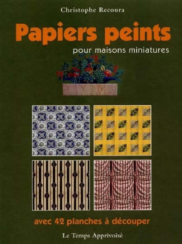 Livre - Papiers peints