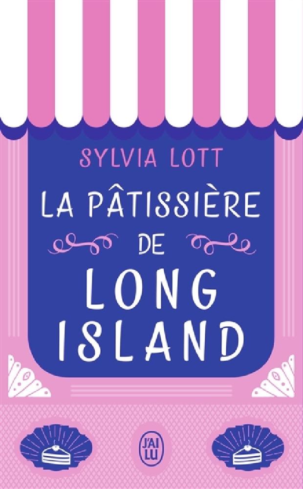 Livre - La pâtissière de Long Island