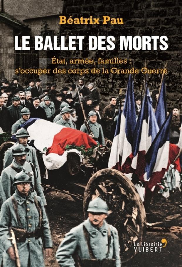 Livre - Le ballet des morts