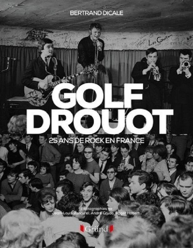Livre - Golf Drouot