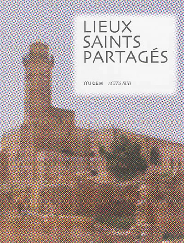 Livre - Lieux saints partagés