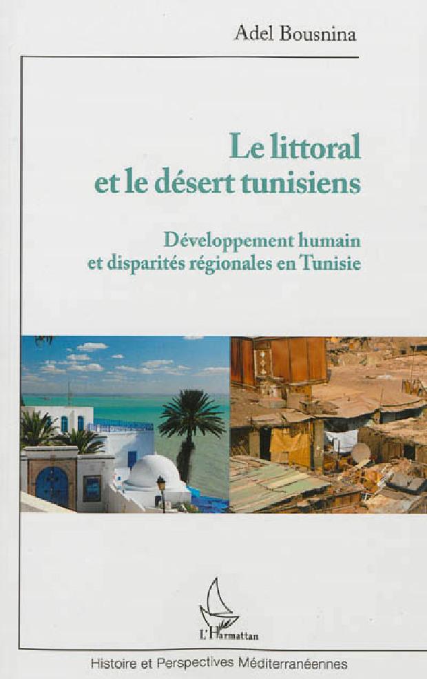 Livre - Le littoral et le désert tunisiens