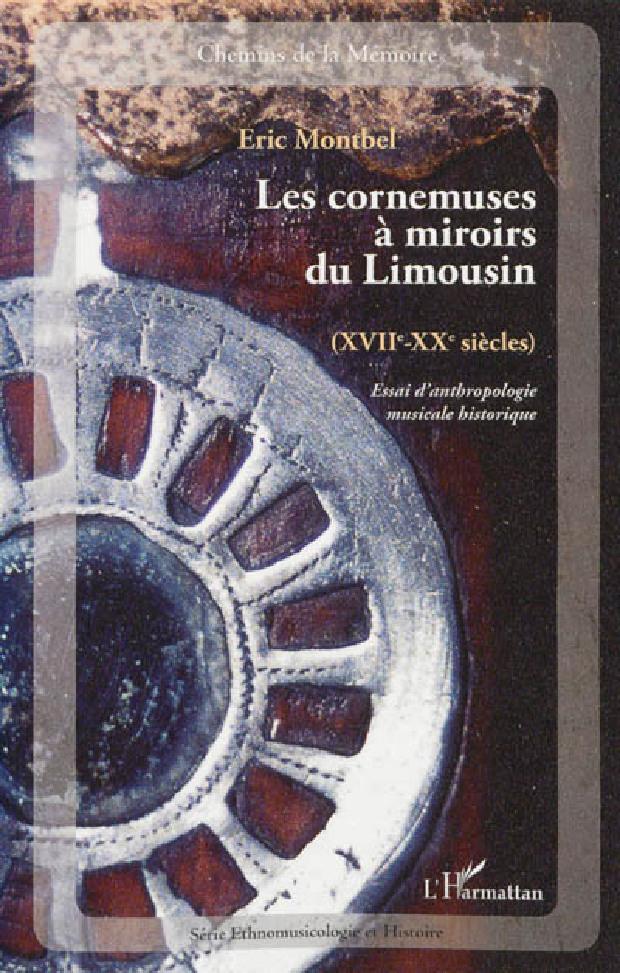 Livre - Les cornemuses à miroirs du Limousin
