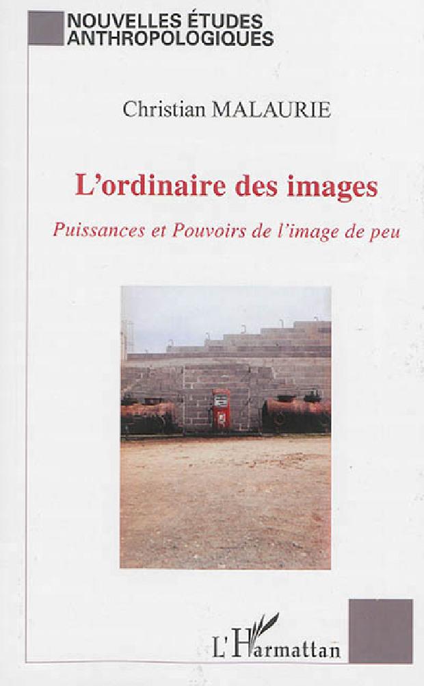 Livre - L'ordinaire des images
