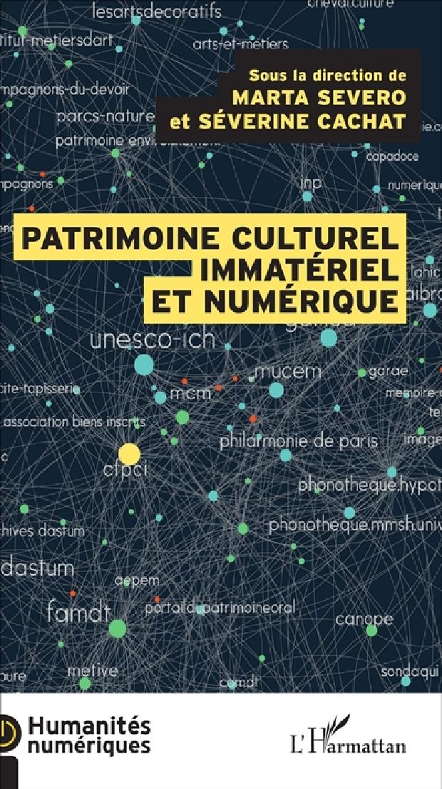 Livre - Patrimoine culturel immatériel et numérique