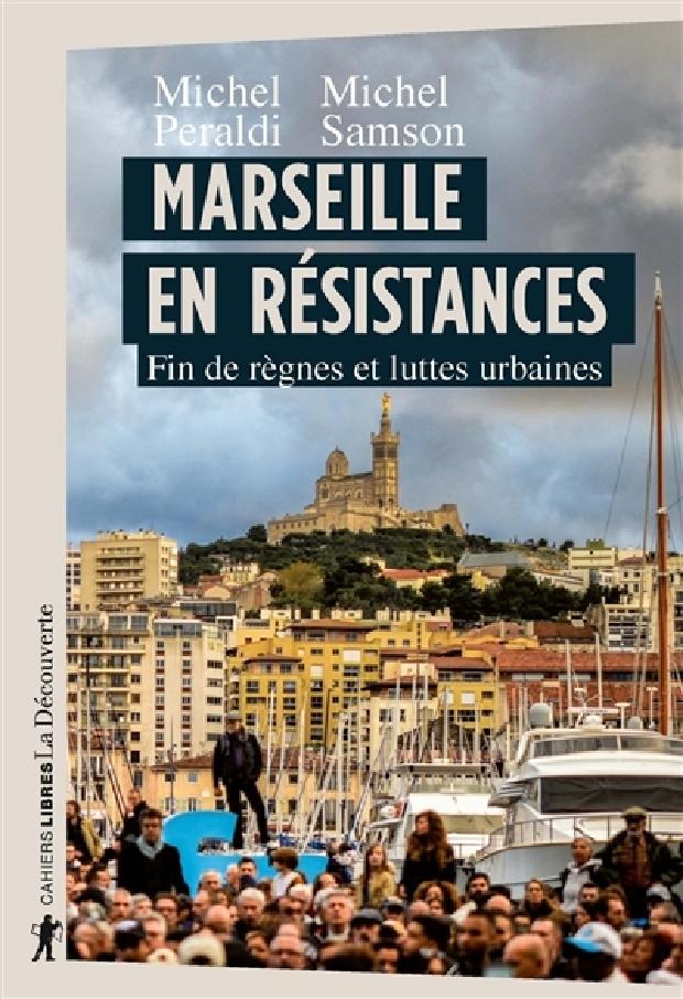 Livre - Marseille en résistances