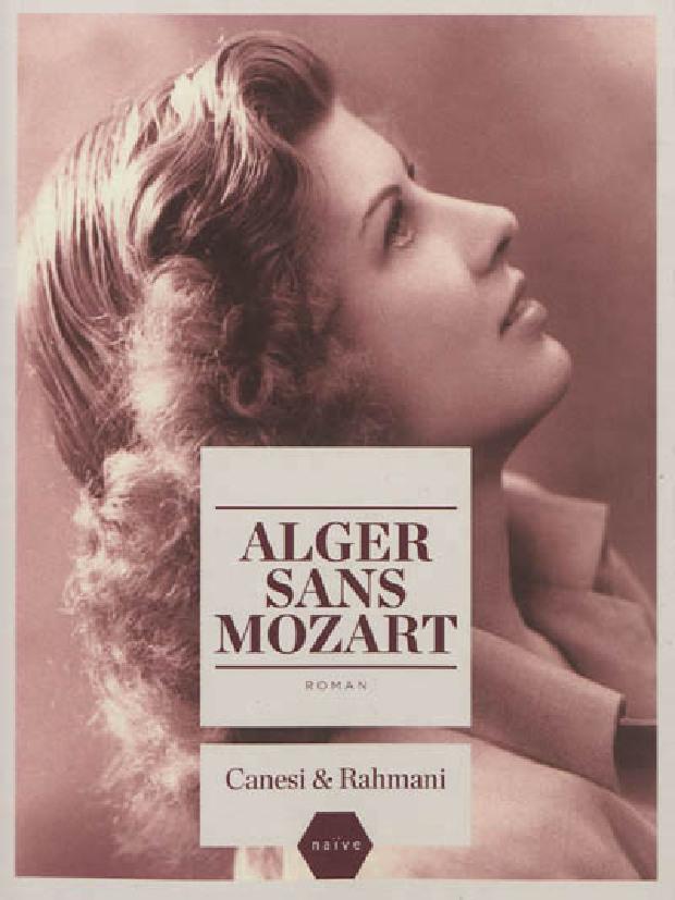 Livre - Alger sans Mozart