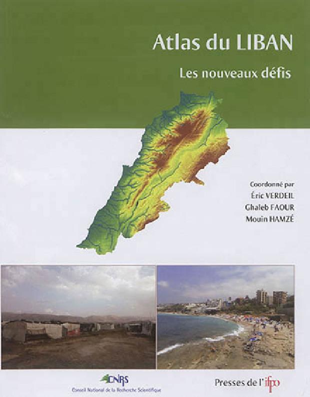 Livre - Atlas du Liban