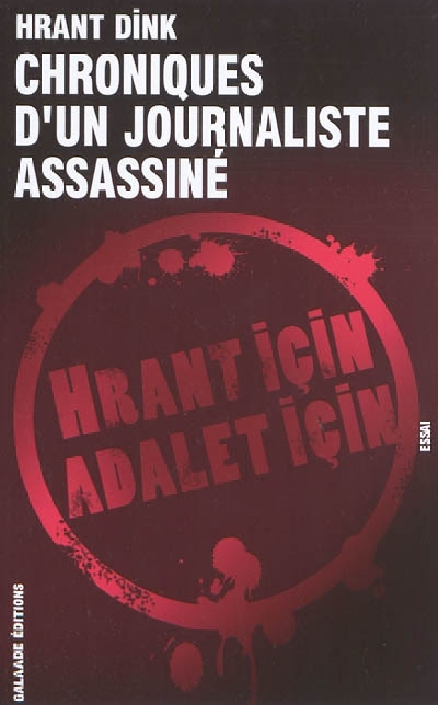 Livre - Chroniques d'un journaliste assassiné