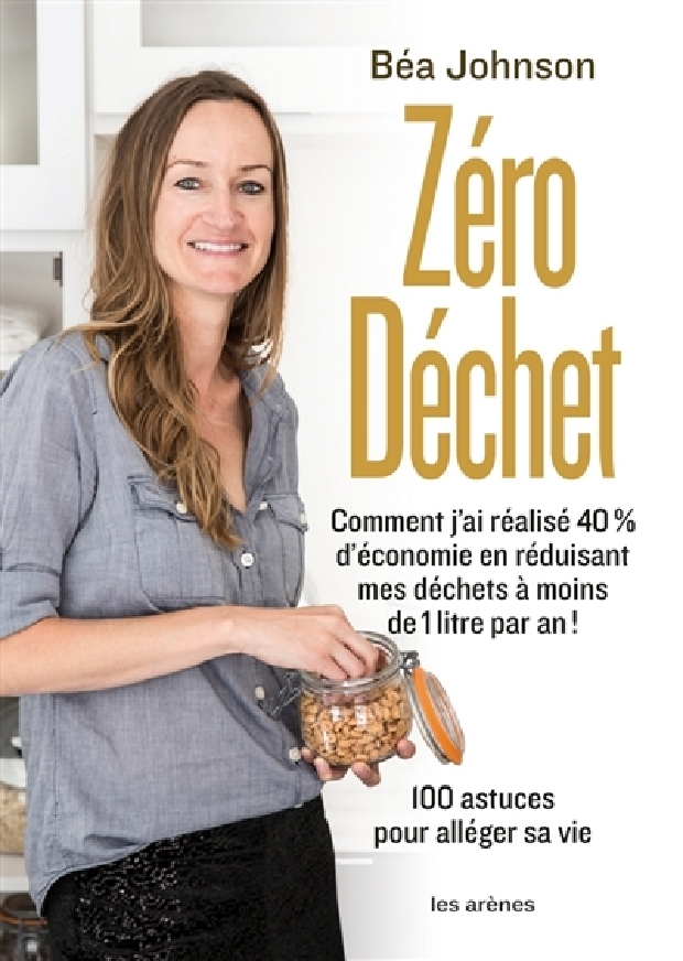 Livre - Zéro déchet