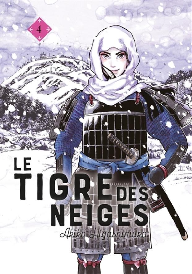 Livre - Le tigre des neiges
