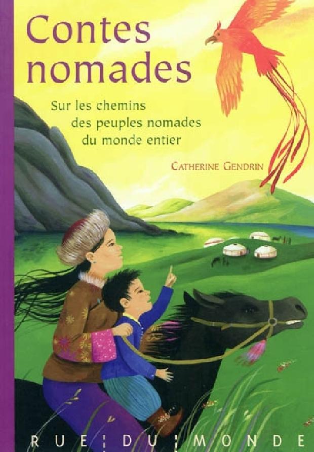 Livre - Contes nomades