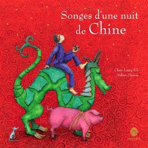 Livre - Songes d'une nuit de Chine