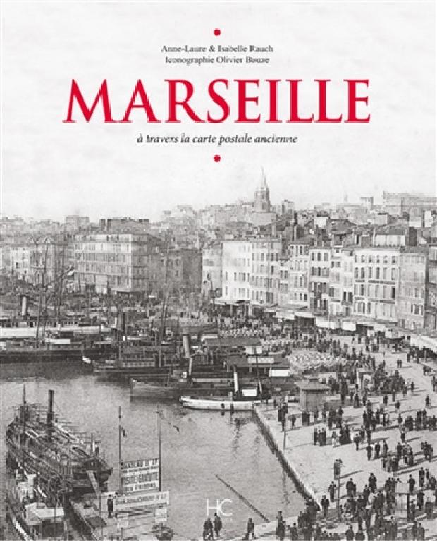Livre - Marseille
