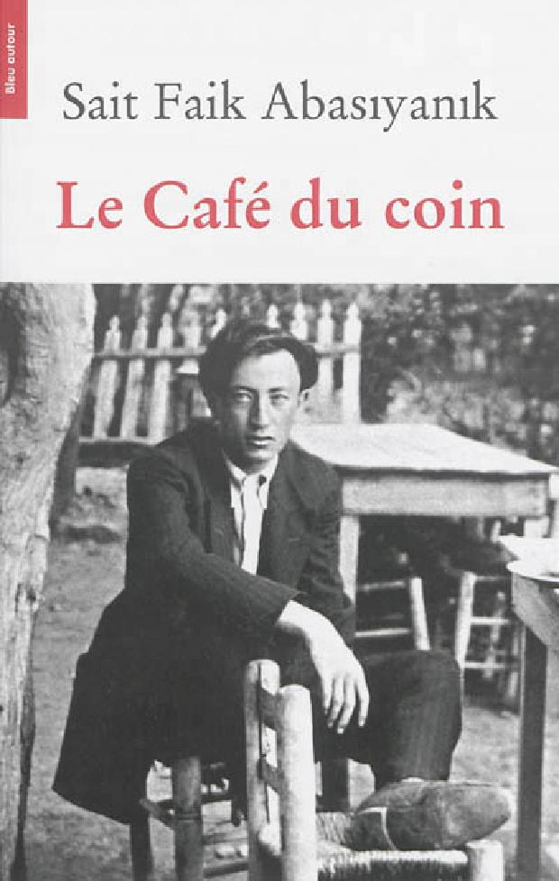 Livre - Le café du coin