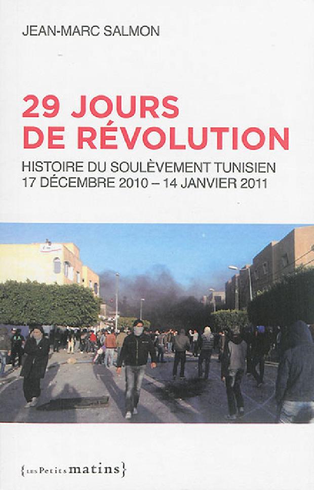 Livre - 29 jours de révolution