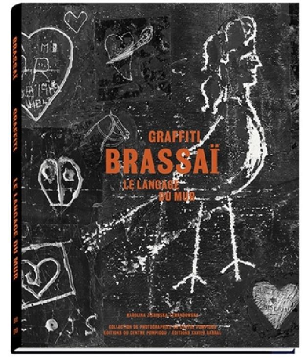 Livre - Brassaï, Graffiti
