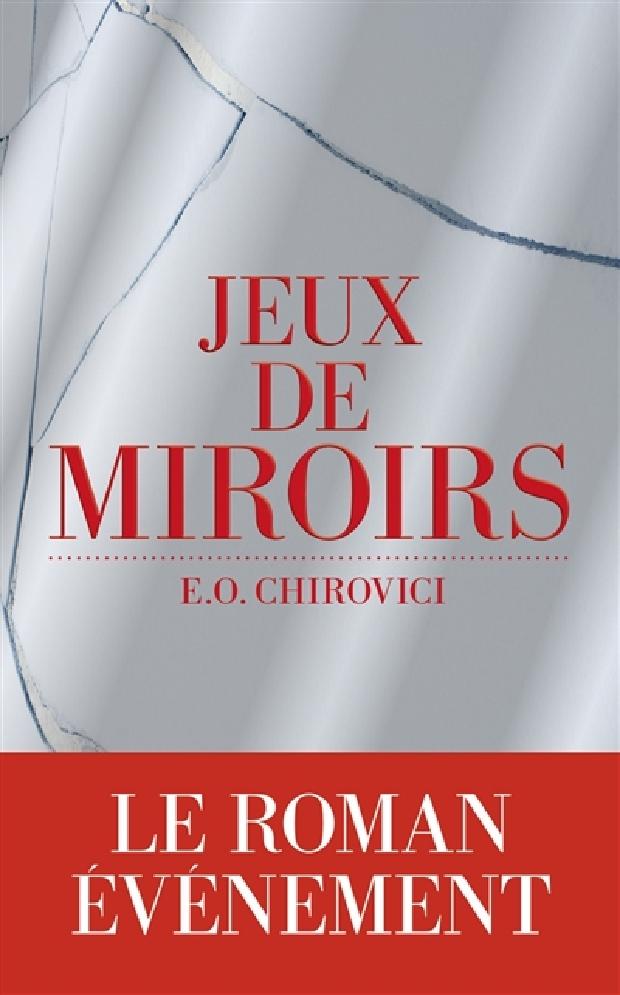 Livre - Jeux de miroirs
