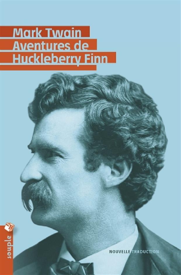 Livre - Aventures de Huckleberry Finn
