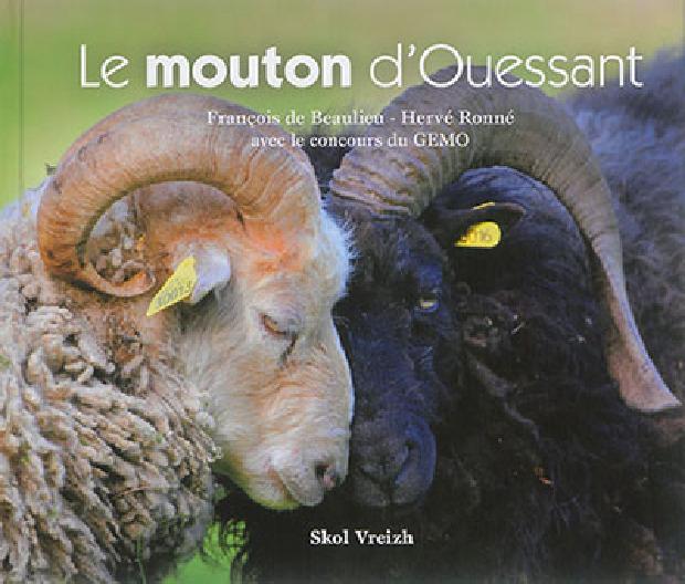 Livre - Le mouton d'Ouessant