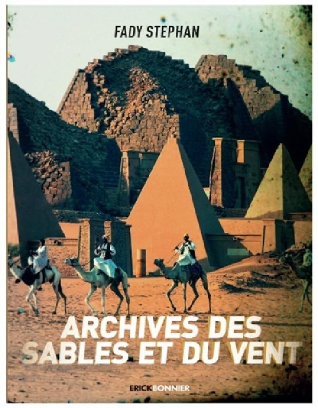Livre - Archives des sables et du vent