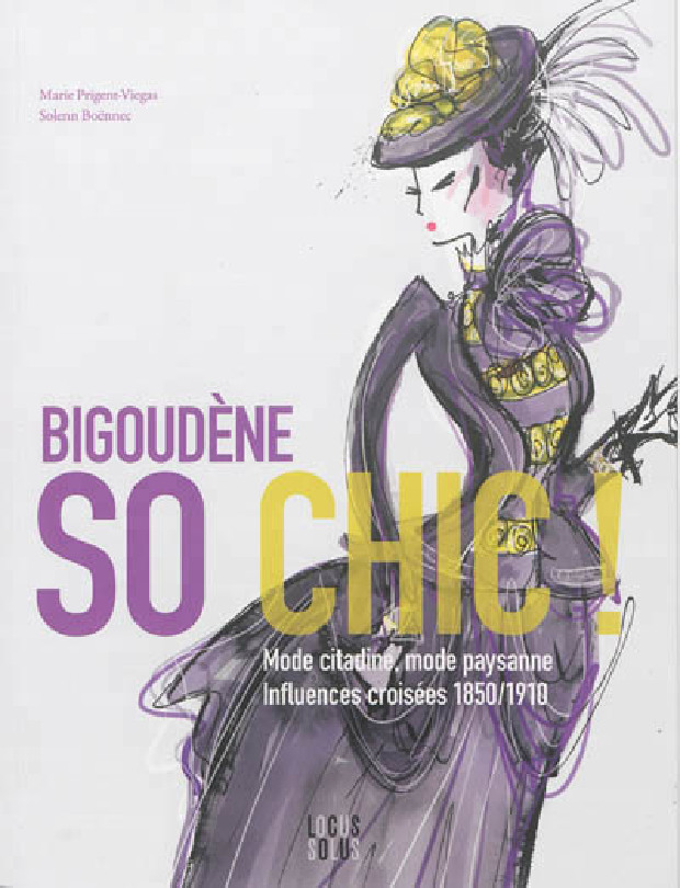 Livre - Bigoudène so chic !