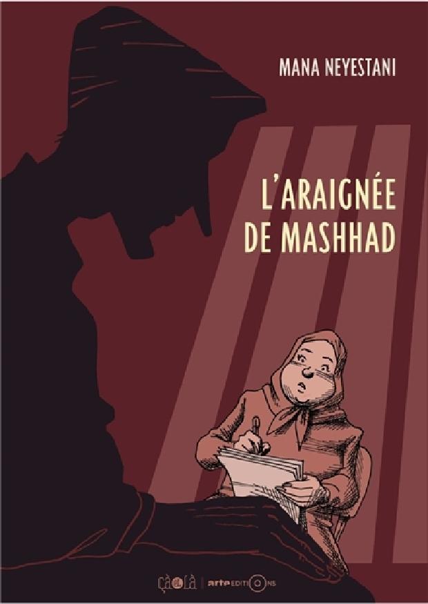 Livre - L'araignée de Mashhad