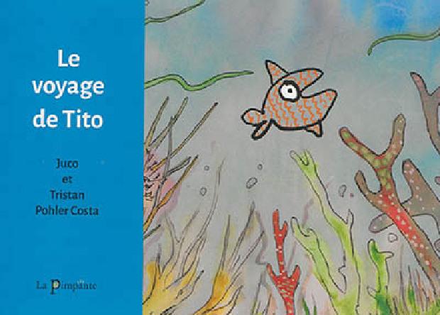 Livre - Le voyage de Tito