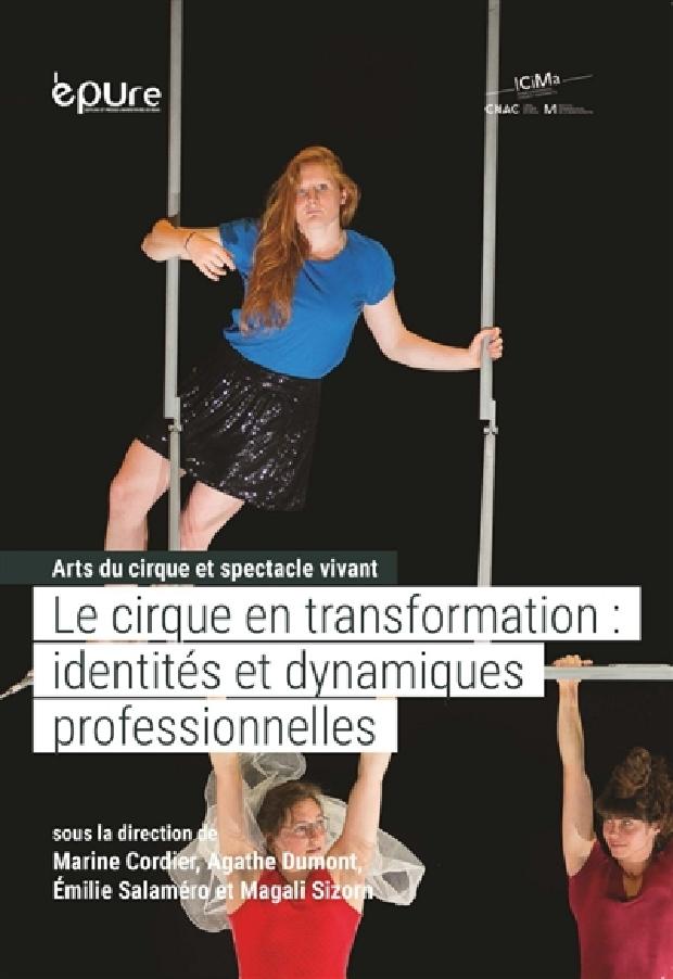 Livre - Le cirque en transformation