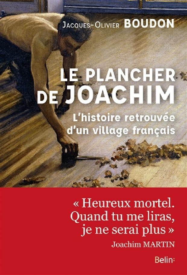 Livre - Le plancher de Joachim