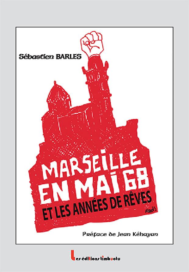 Livre - Marseille en mai 68