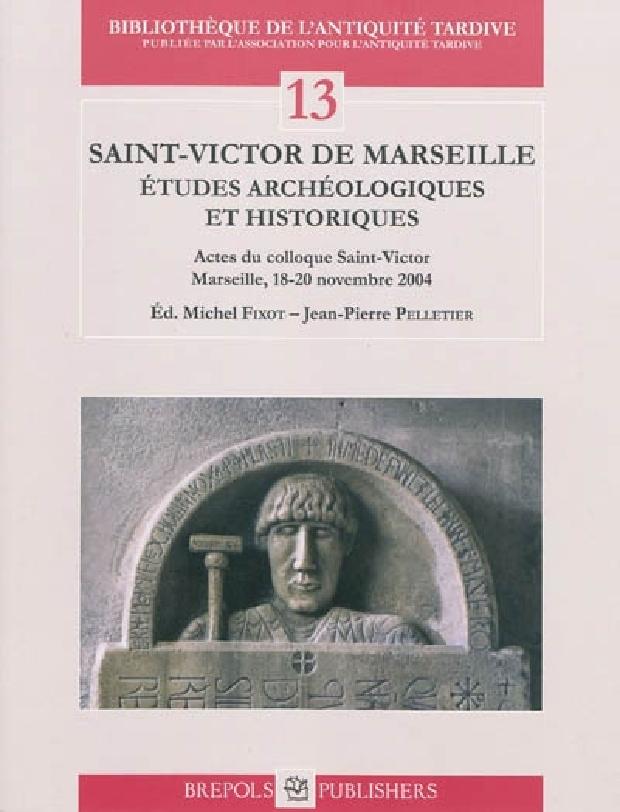 Livre - Saint-Victor de Marseille