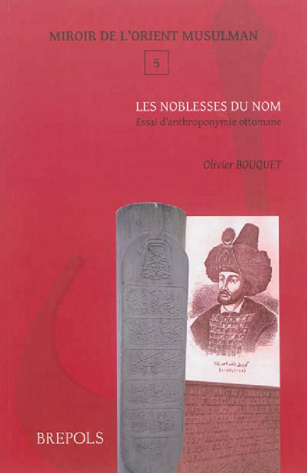 Livre - Les noblesses du nom