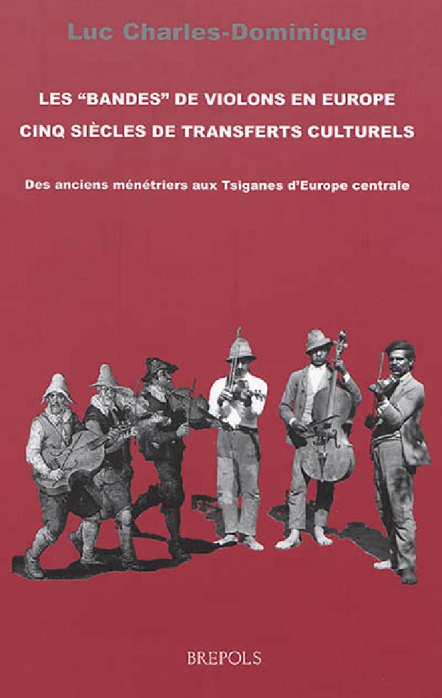 """Livre - Les """"bandes de violons"""" en Europe"""