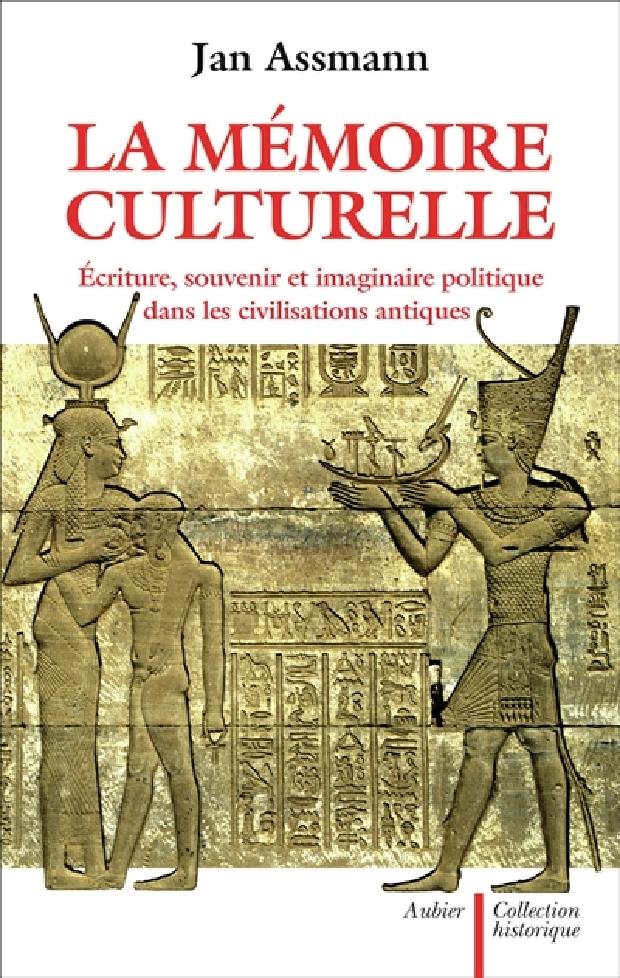 Livre - La mémoire culturelle