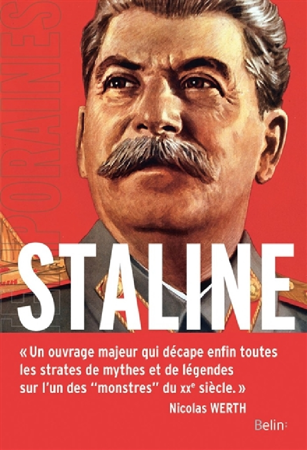 Livre - Staline