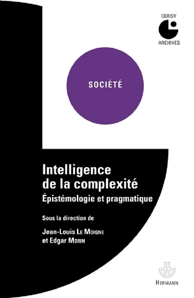 Livre - Intelligence de la complexité