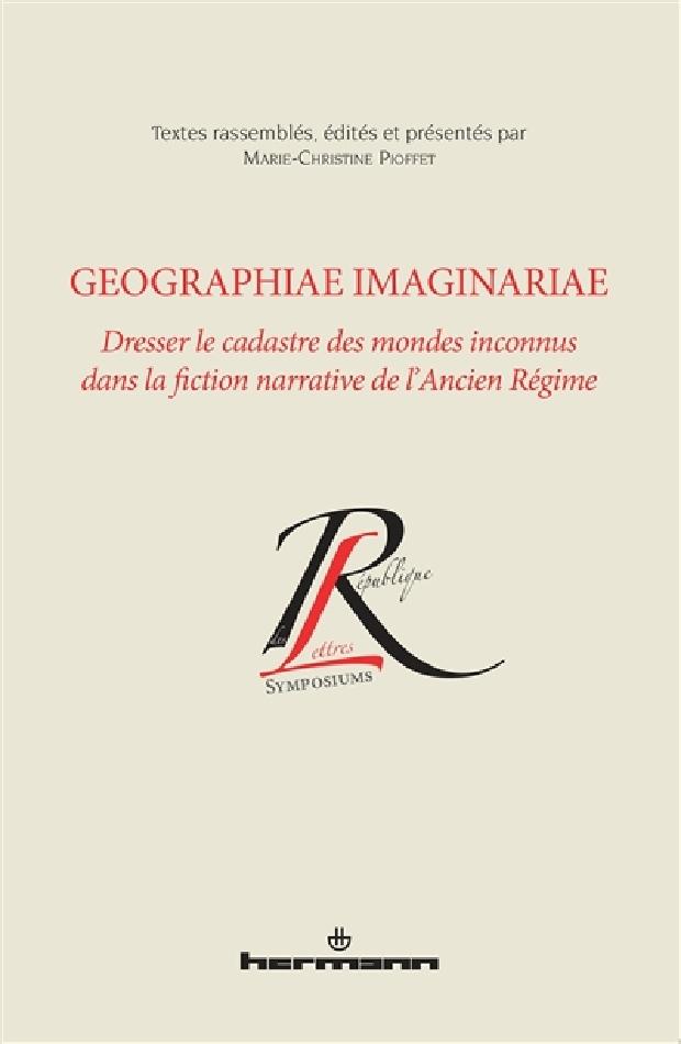 Livre - Geographiae imaginariae