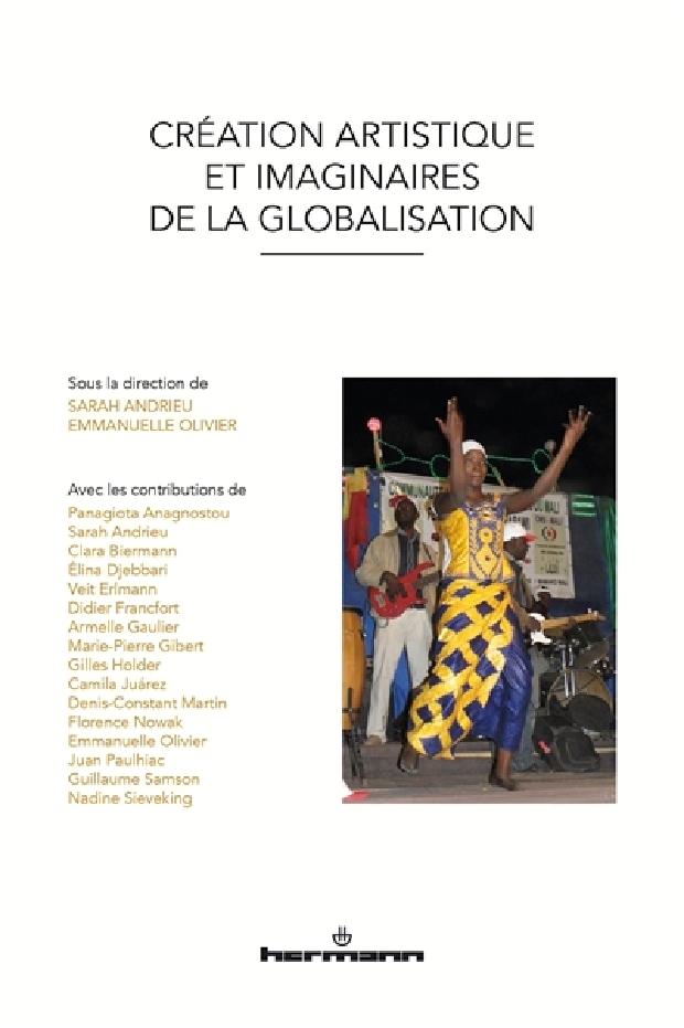 Livre - Création artistique et imaginaires de la globalisation