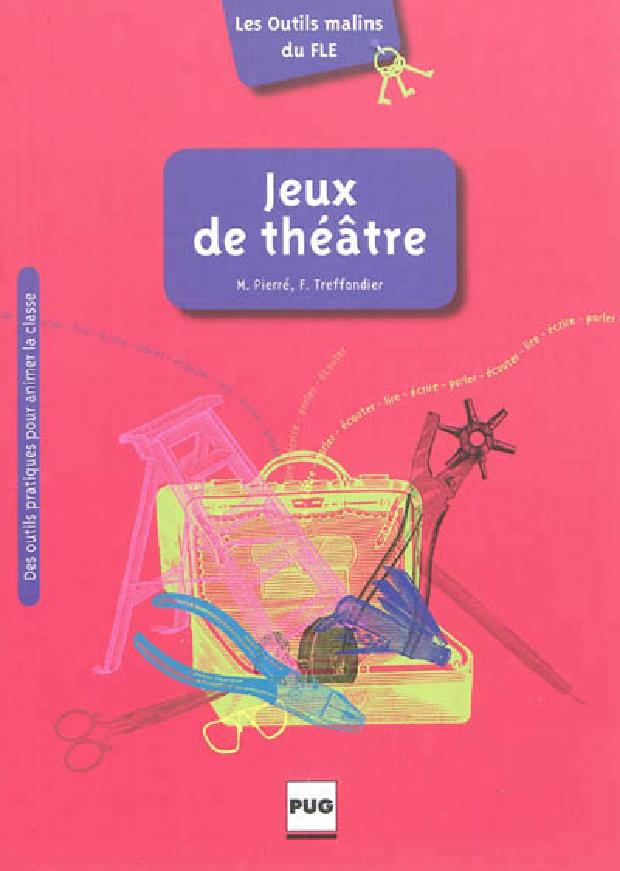 Livre - Jeux de théâtre
