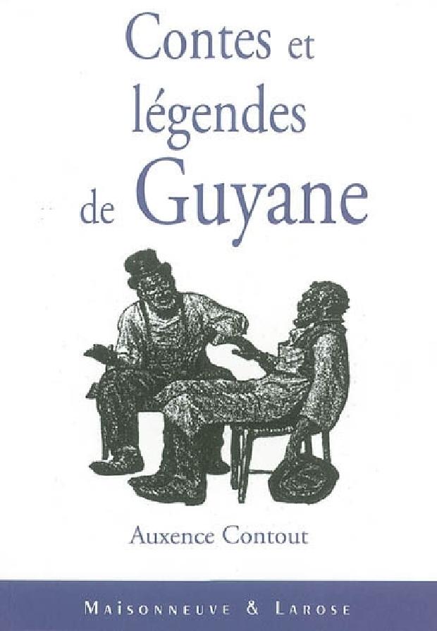 Livre - Contes et légendes de Guyane